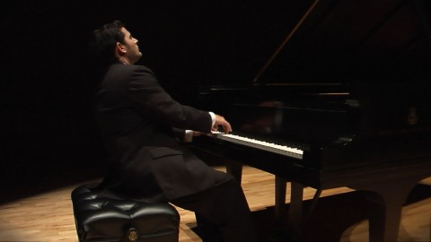 Music Video for composer and pianist Malek Jandali. He wanted to create a video that would impress a recording label. He credits this video as landing him a contract with Virgin Records. Filmed and Directed by Jim Ross